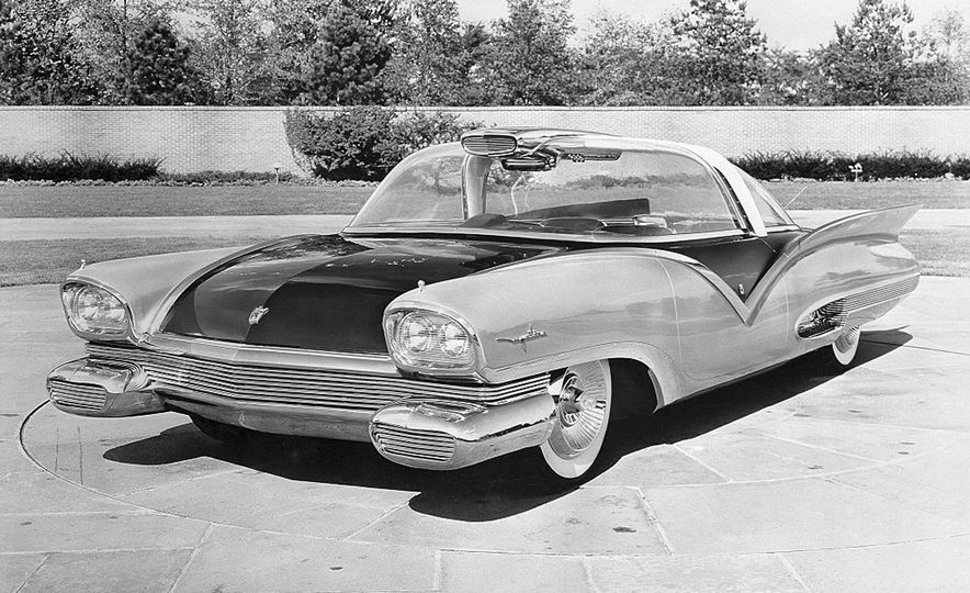 The Greatest Concept Cars of the 1950s - Slide 7