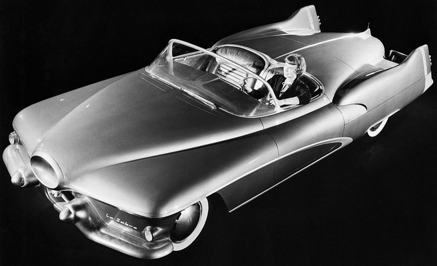 The Greatest Concept Cars of the 1950s - Slide 2