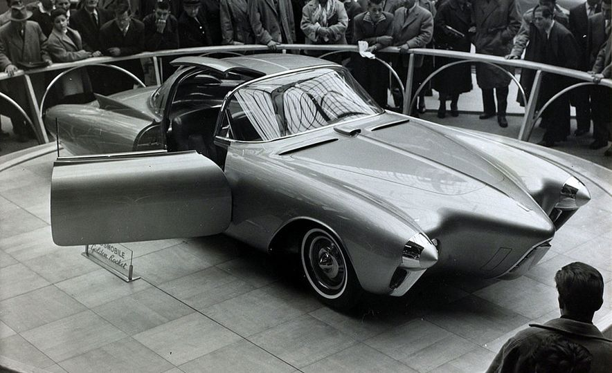 The Greatest Concept Cars of the 1950s - Slide 3