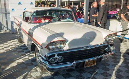 Field Car No More: Ray Evernham Restored the '58 Chevy Impala from American Graffiti