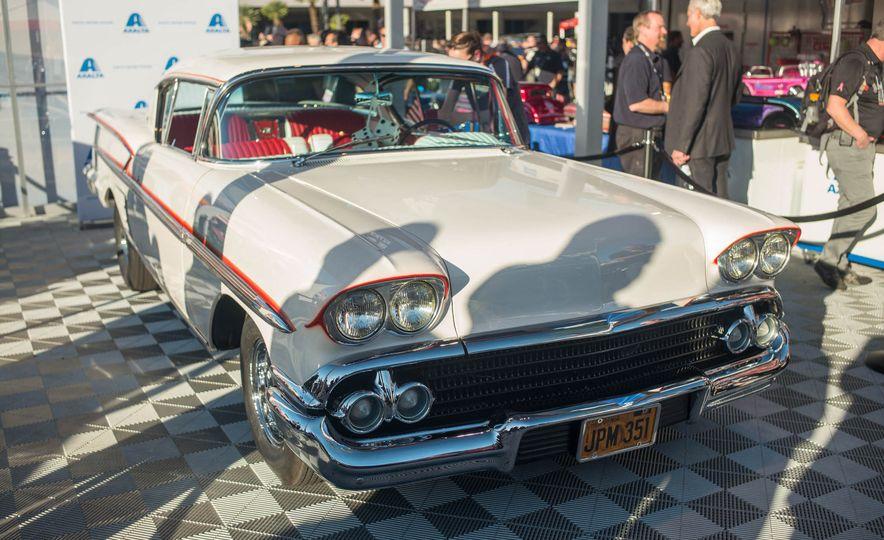 American Graffiti 1958 Chevrolet Impala - Slide 1