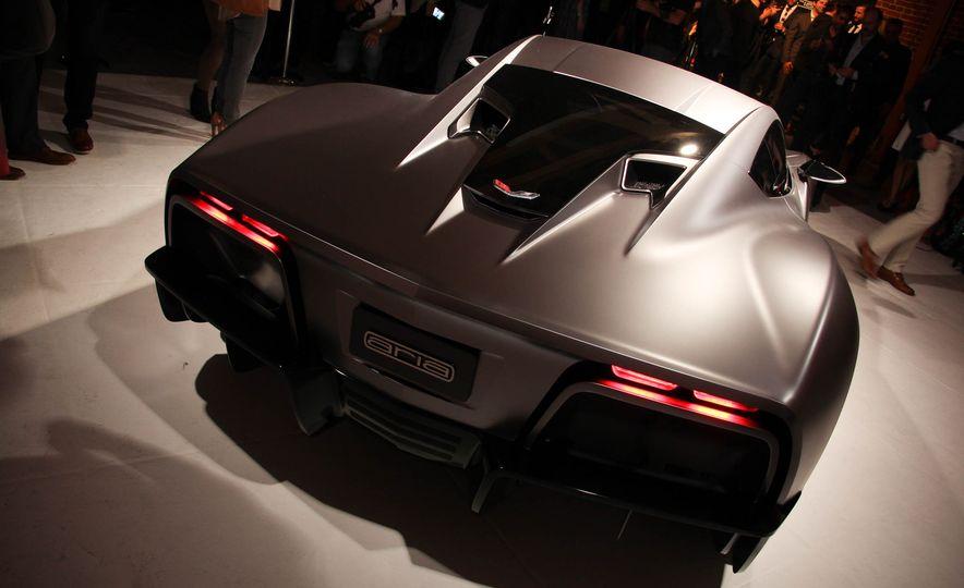 Aria Group Mid-Engine Corvette concept - Slide 5