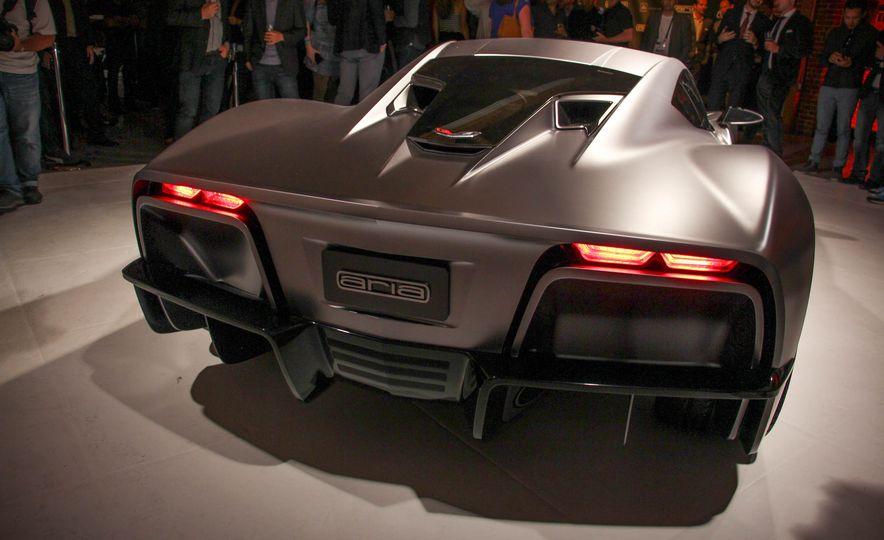 Aria Group Mid-Engine Corvette concept - Slide 6