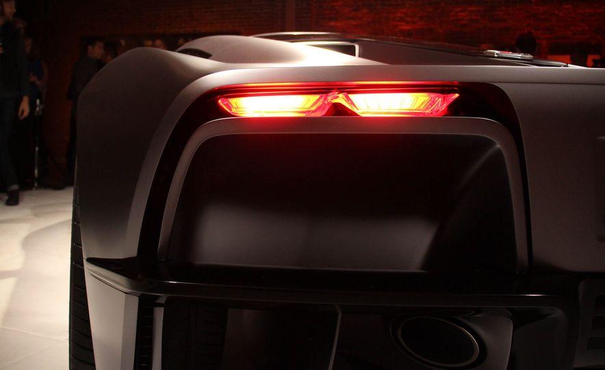 Aria Group Mid-Engine Corvette concept - Slide 8