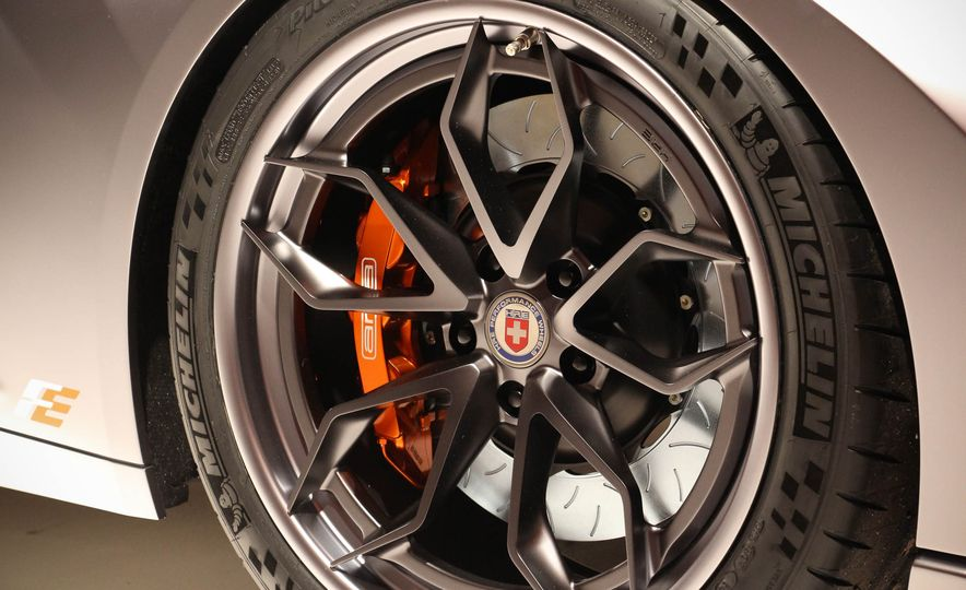 Aria Group Mid-Engine Corvette concept - Slide 12