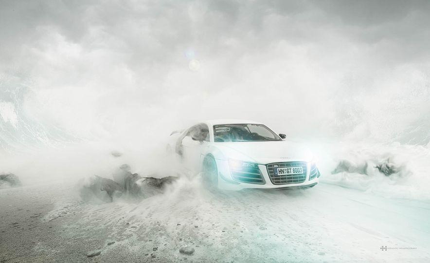 Audi R8 scale model - Slide 5