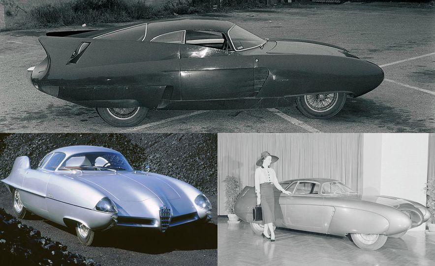 The Greatest Concept Cars of the 1950s - Slide 6