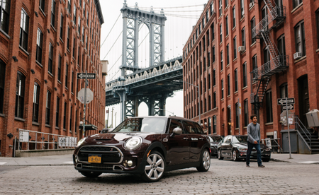 The Ultimate Hipster Machine: BMW Expands Its Car-Sharing Service to Brooklyn