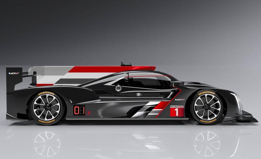 Cadillac DPi-V.R prototype race car - Slide 3