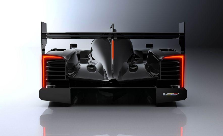 Cadillac DPi-V.R prototype race car - Slide 4