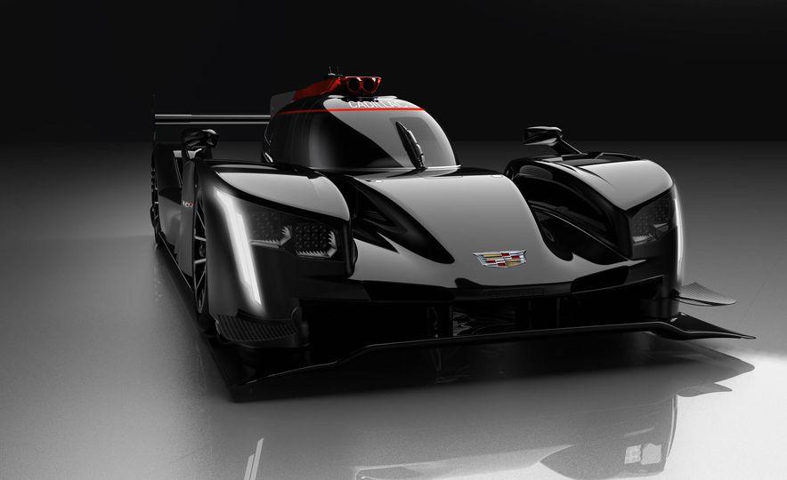 Cadillac DPi-V.R prototype race car - Slide 2