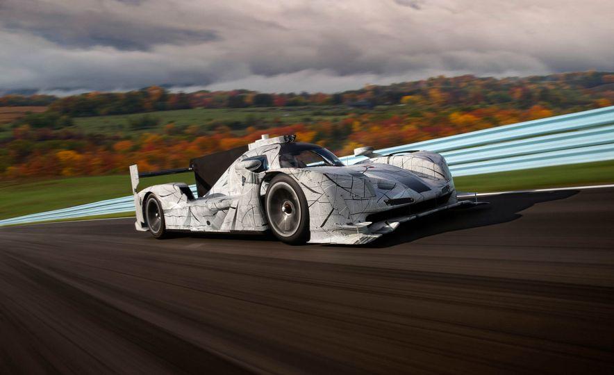 Cadillac DPi-V.R prototype race car - Slide 5