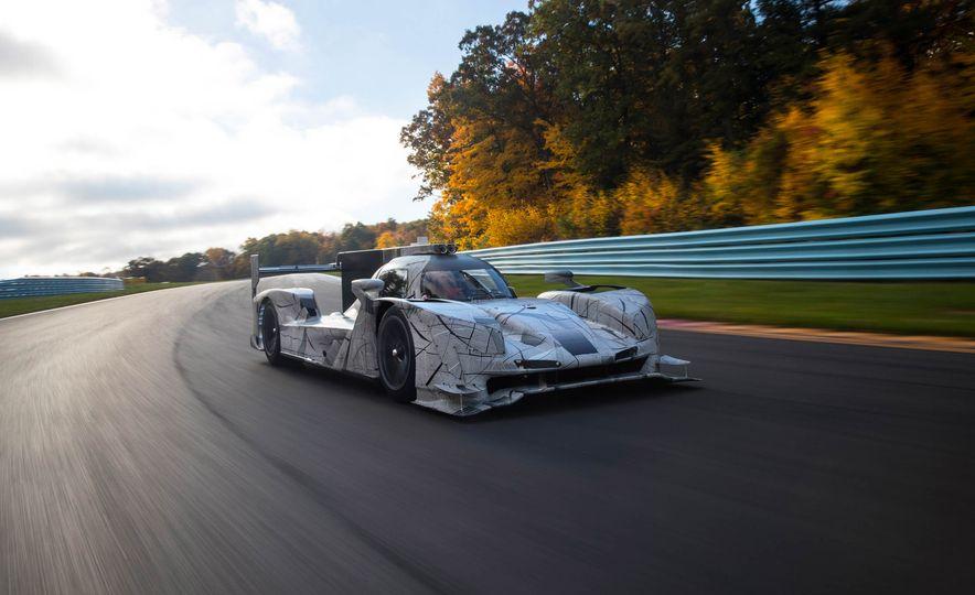 Cadillac DPi-V.R prototype race car - Slide 6