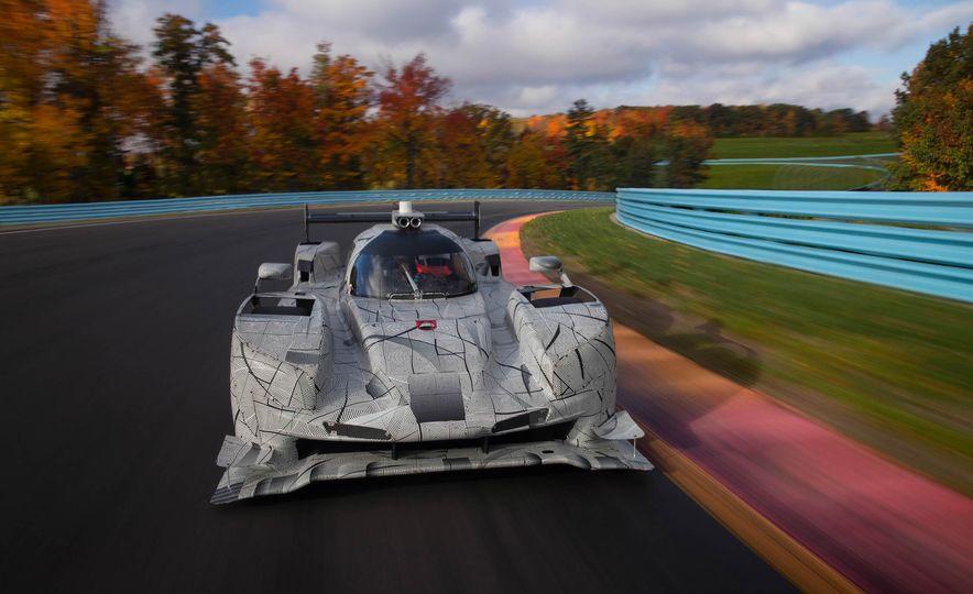 Cadillac DPi-V.R prototype race car - Slide 7
