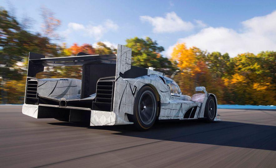 Cadillac DPi-V.R prototype race car - Slide 8