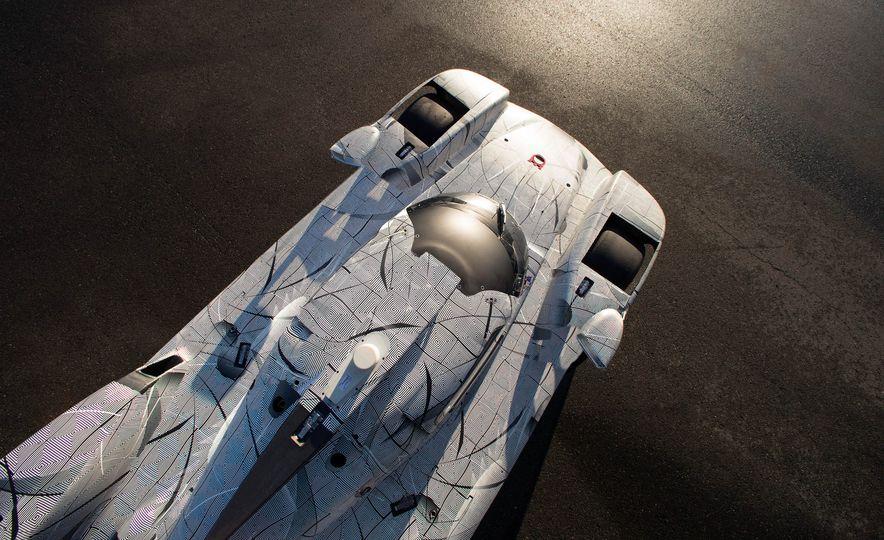 Cadillac DPi-V.R prototype race car - Slide 10