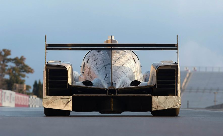 Cadillac DPi-V.R prototype race car - Slide 14