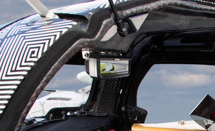 Cadillac DPi-V.R prototype race car - Slide 15