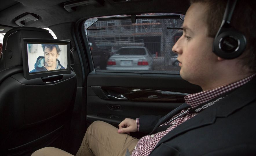 Streaming Video Comes to Cadillac CT6 and Escalade - Slide 2