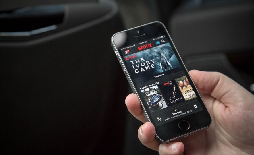 Streaming Video Comes to Cadillac CT6 and Escalade - Slide 4