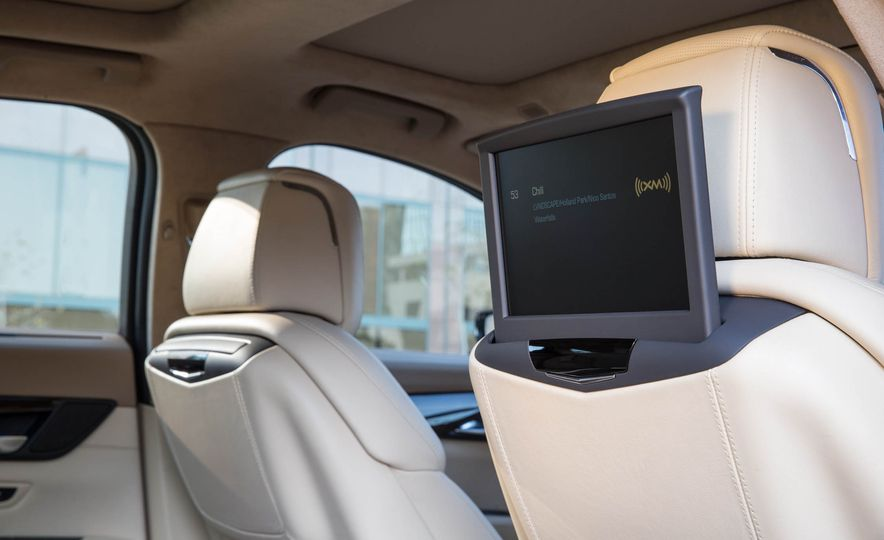 Streaming Video Comes to Cadillac CT6 and Escalade - Slide 6