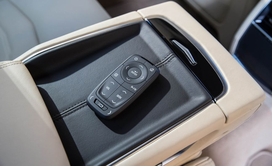 Streaming Video Comes to Cadillac CT6 and Escalade - Slide 7
