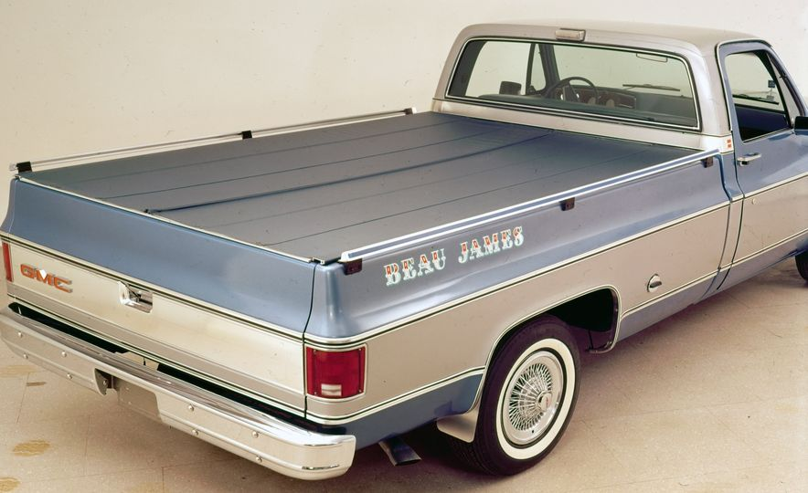 25 Wild 1970s-Era Special-Edition Pickups and SUVs - Slide 9