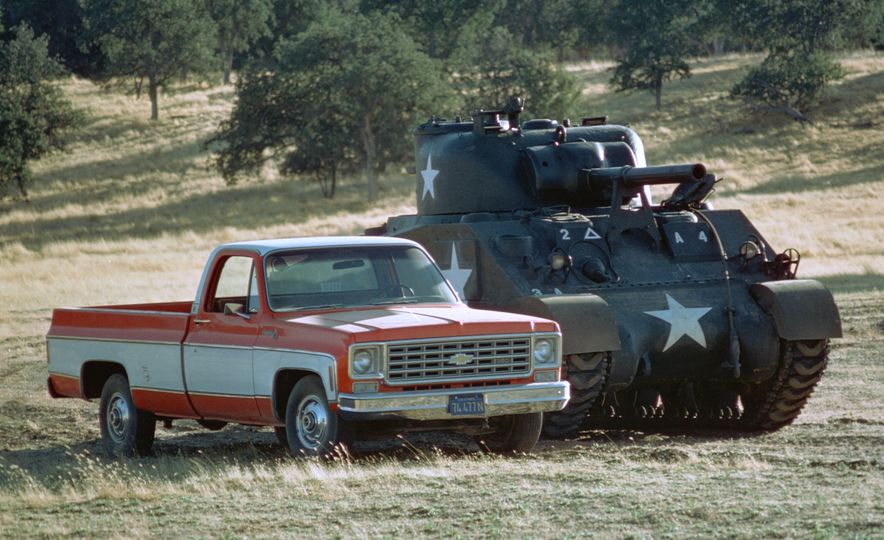 25 Wild 1970s-Era Special-Edition Pickups and SUVs - Slide 13