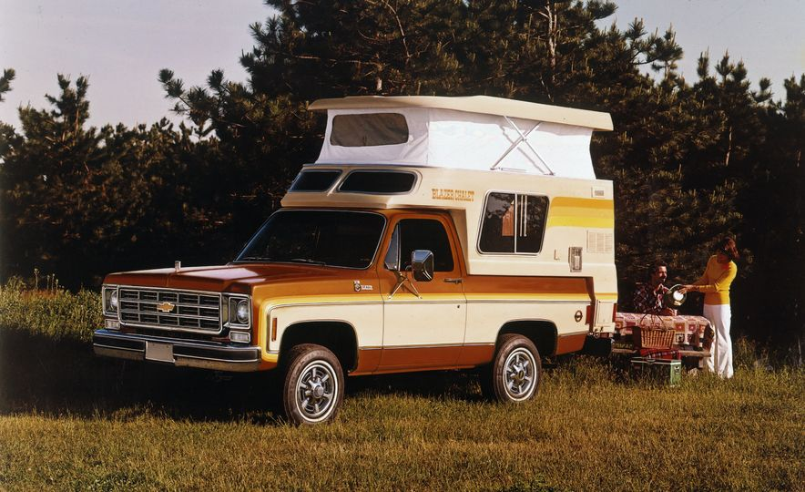 25 Wild 1970s-Era Special-Edition Pickups and SUVs - Slide 17