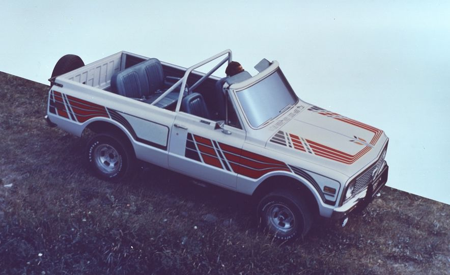 25 Wild 1970s-Era Special-Edition Pickups and SUVs - Slide 7