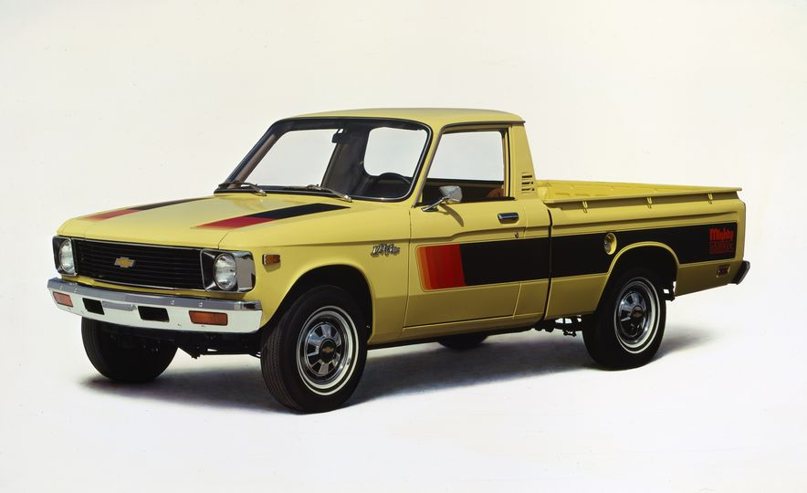 25 Wild 1970s-Era Special-Edition Pickups and SUVs - Slide 36