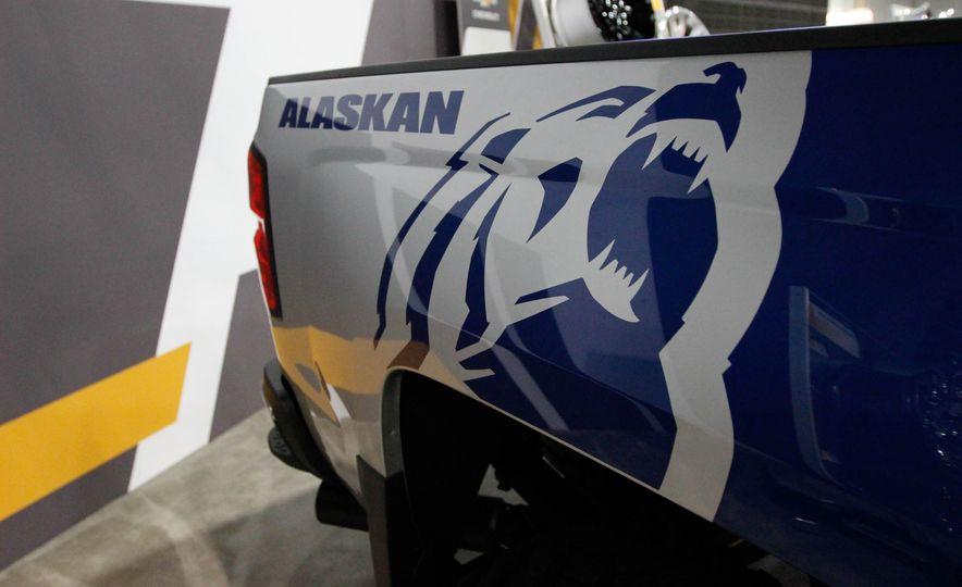 Chevrolet Silverado HD Alaskan edition - Slide 4