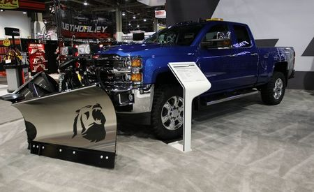 Snow Time! Chevrolet Silverado HD Alaskan Edition Tackles the White Stuff