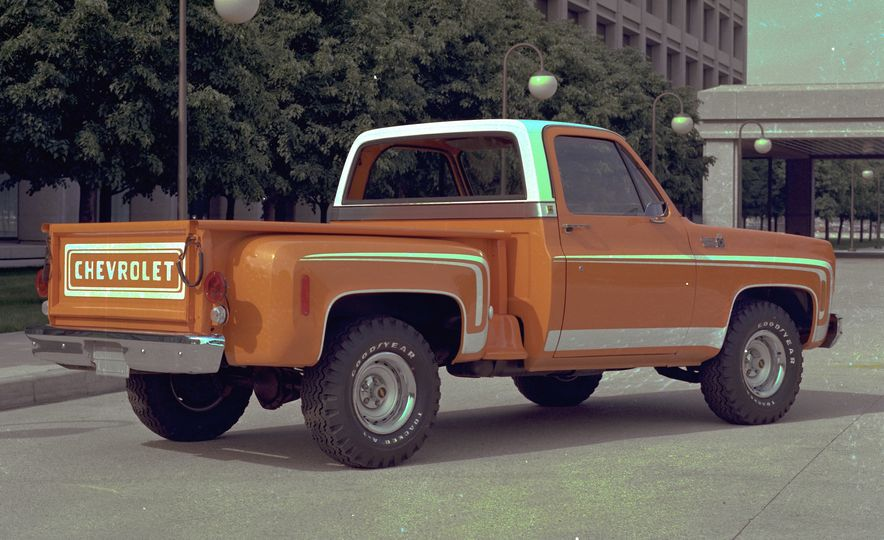 25 Wild 1970s-Era Special-Edition Pickups and SUVs - Slide 21
