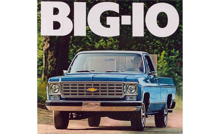 25 Wild 1970s-Era Special-Edition Pickups and SUVs - Slide 12