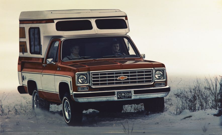 25 Wild 1970s-Era Special-Edition Pickups and SUVs - Slide 16