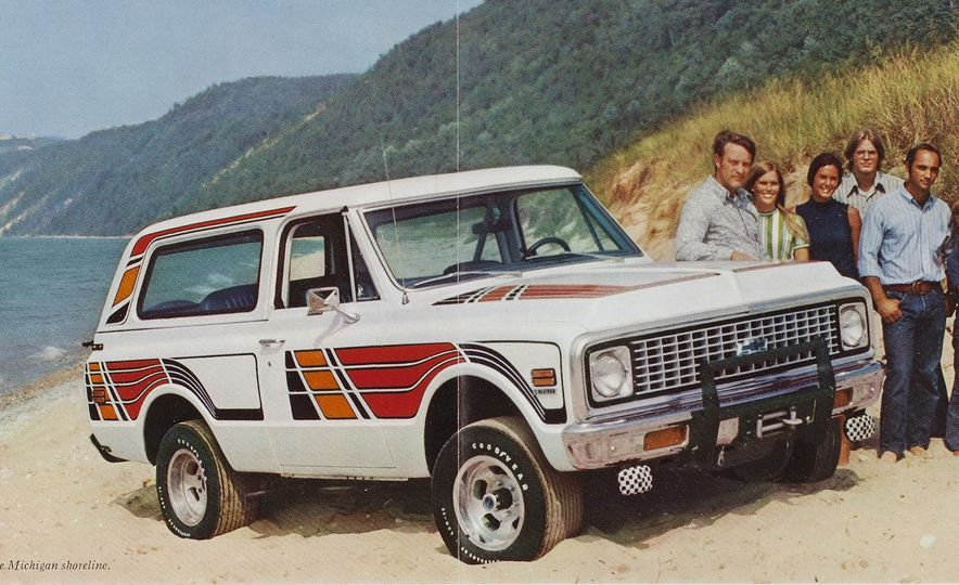 25 Wild 1970s-Era Special-Edition Pickups and SUVs - Slide 6
