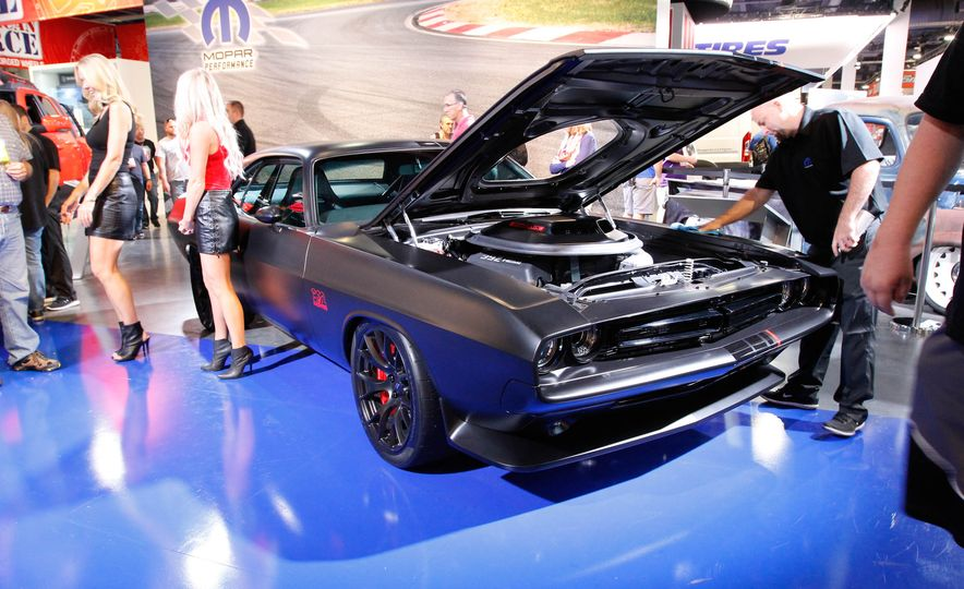 dodge challenger shakedown concept - Dodge Barracuda 2015 Car And Driver