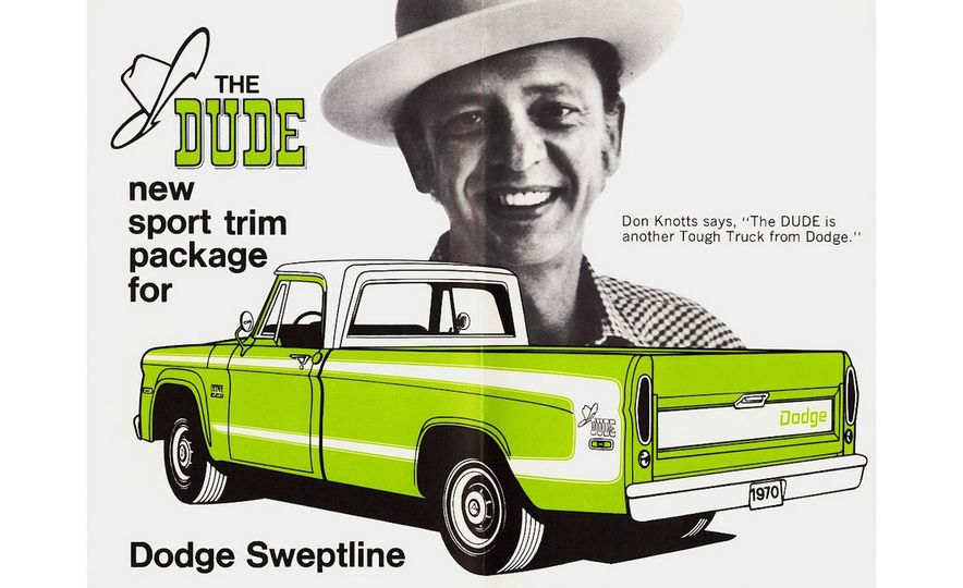 25 Wild 1970s-Era Special-Edition Pickups and SUVs - Slide 2