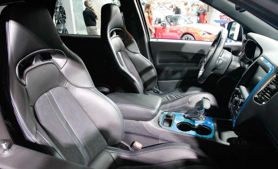 Dodge Durango Shaker concept - Slide 5
