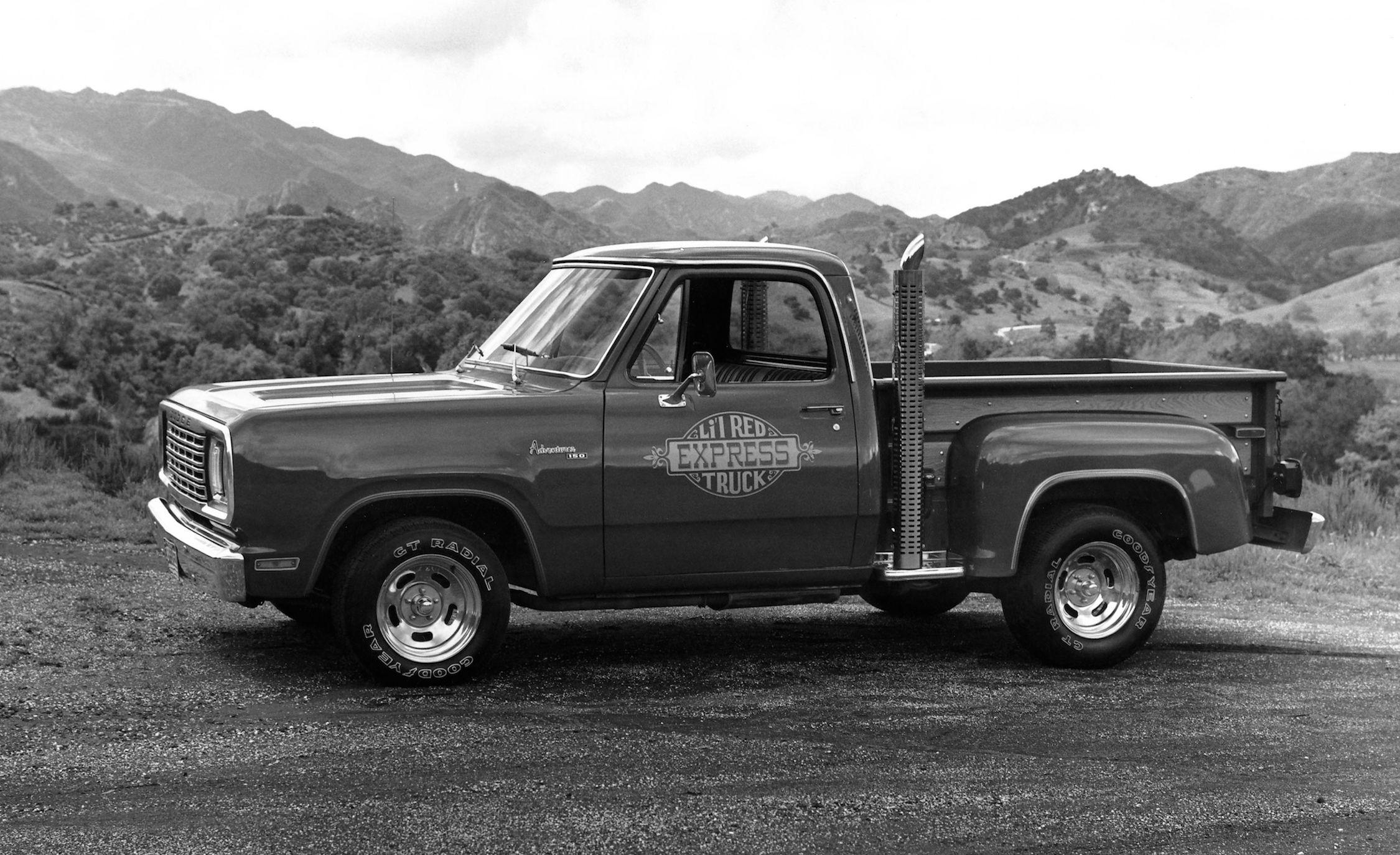 Mondo Macho Special Edition Trucks Of The 70s K Billys Super 1980 Dodge Truck Wheels Badge And Stripe Jobs