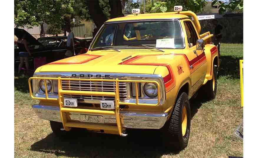 25 Wild 1970s-Era Special-Edition Pickups and SUVs - Slide 42