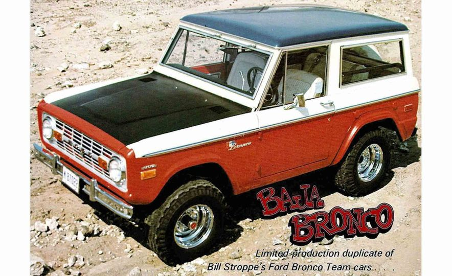 25 Wild 1970s-Era Special-Edition Pickups and SUVs - Slide 5