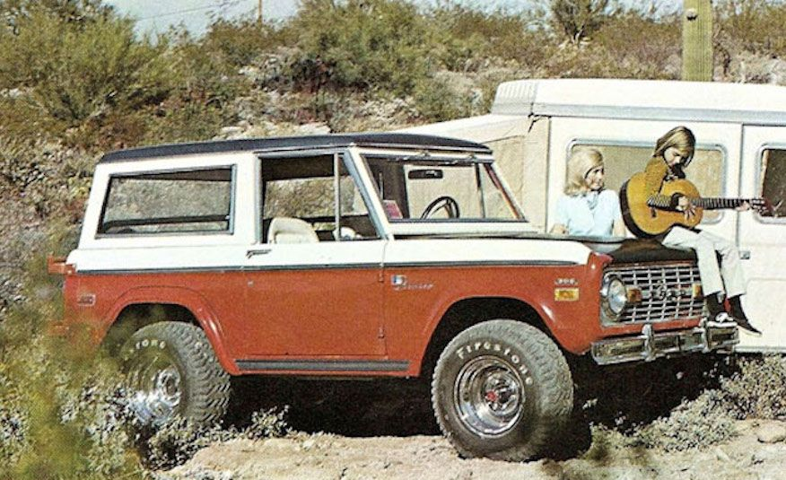 25 Wild 1970s-Era Special-Edition Pickups and SUVs - Slide 4