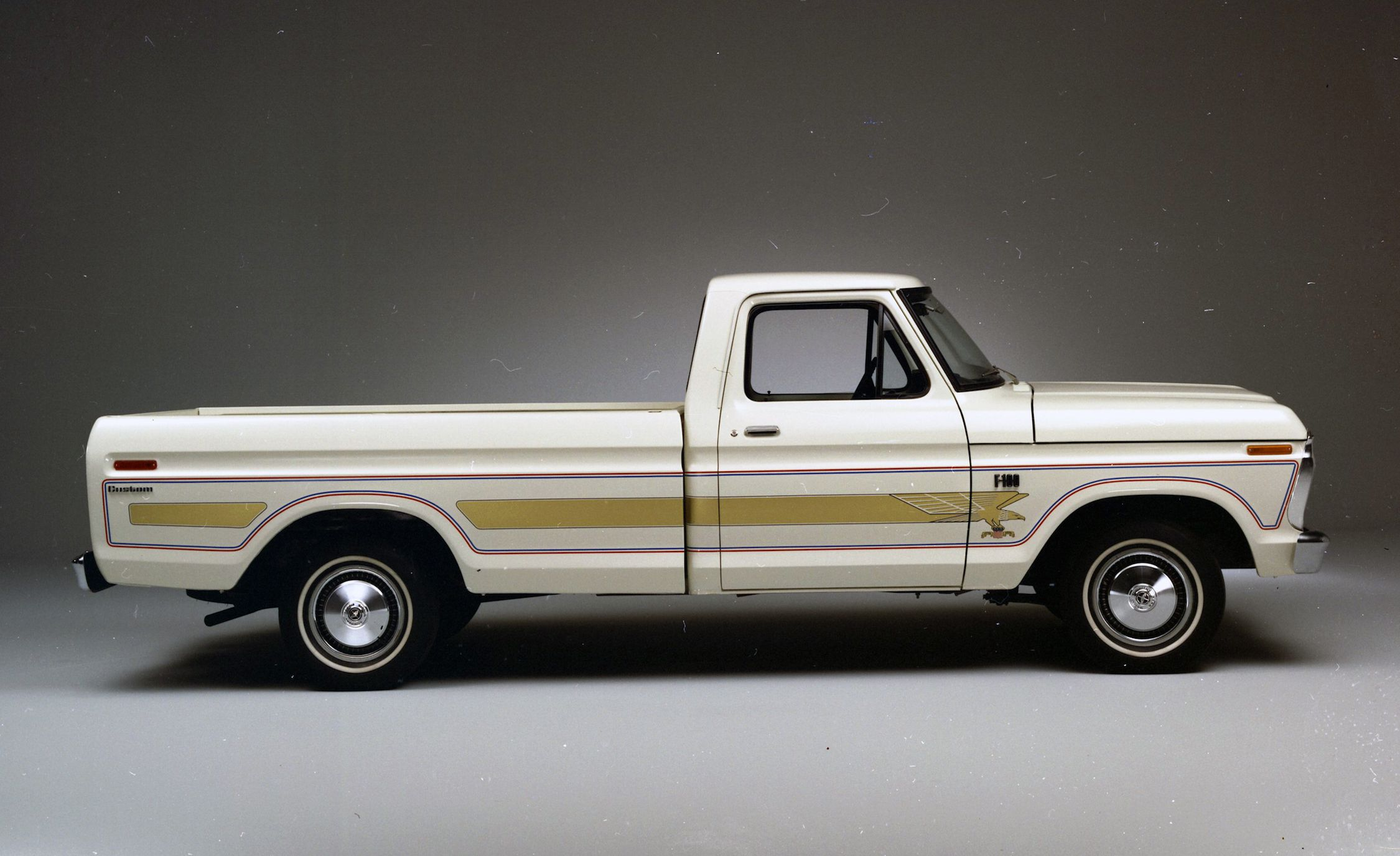 Mondo Macho Special Edition Trucks Of The 70s K Billys Super 1970 Ford Paint Color Chart Badge And Stripe Jobs
