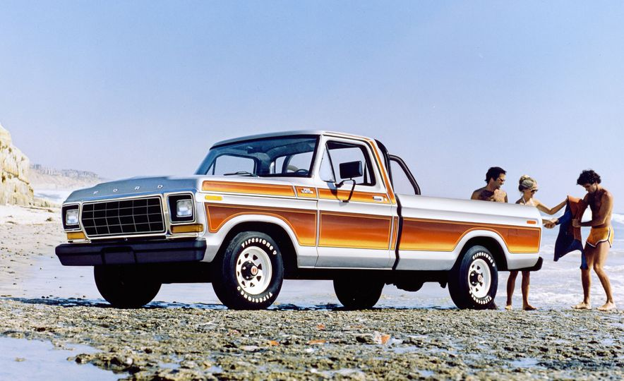 25 Wild 1970s-Era Special-Edition Pickups and SUVs - Slide 28