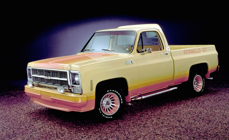 25 Wild 1970s-Era Special-Edition Pickups and SUVs - Slide 48