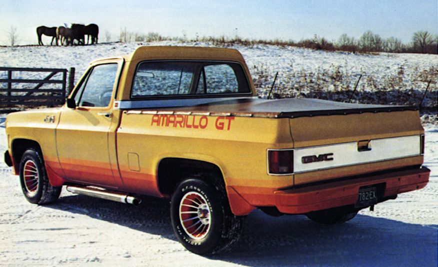 25 Wild 1970s-Era Special-Edition Pickups and SUVs - Slide 49