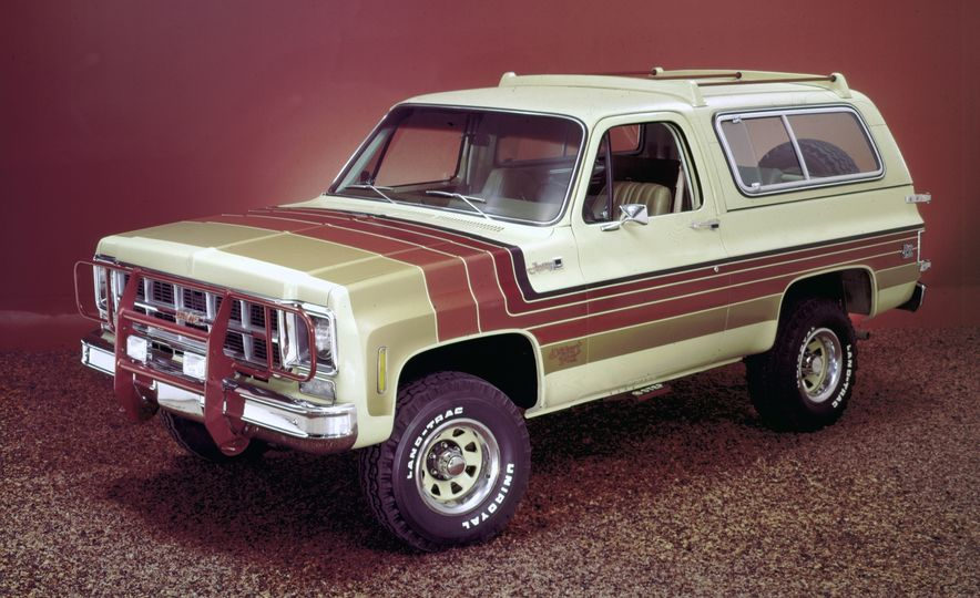 25 Wild 1970s-Era Special-Edition Pickups and SUVs - Slide 40