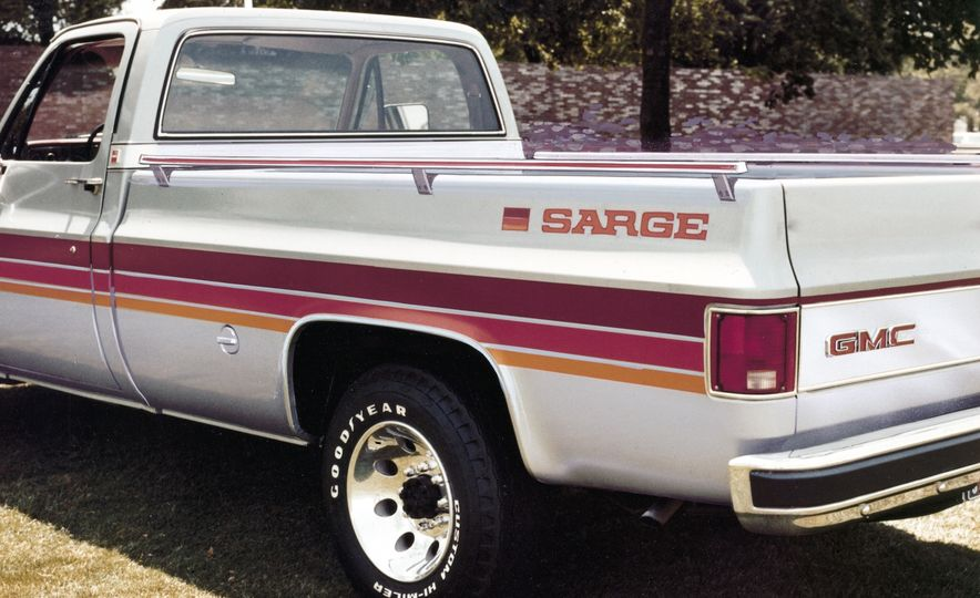 25 Wild 1970s-Era Special-Edition Pickups and SUVs - Slide 39